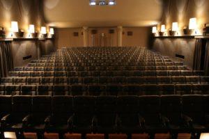 La Sala del Cinema David di Tolmezzo