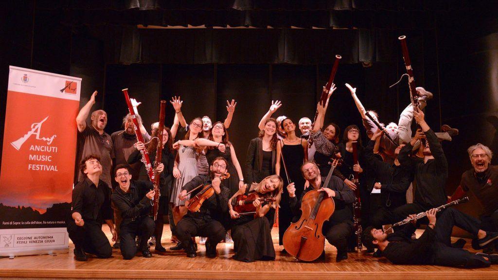 Anciuti Music Festival: la culla dell'oboe, fra natura e musica