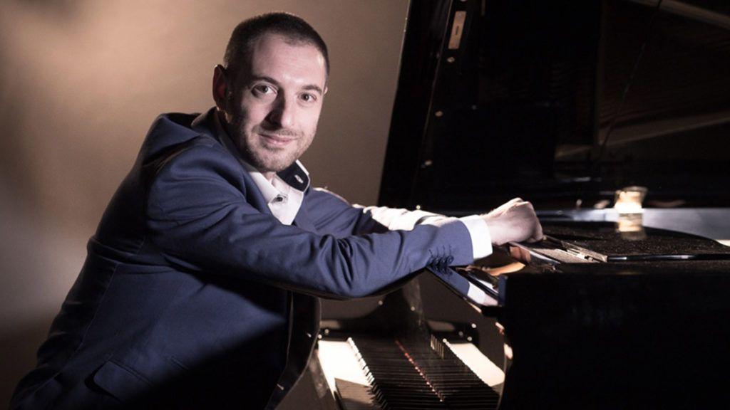 Luca Buosi, il pianista che dal Friuli è arrivato ad Hollywood