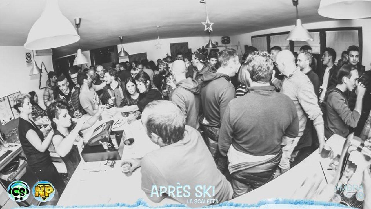 Ricominciano gli Après Ski La Scaletta a Ravasletto