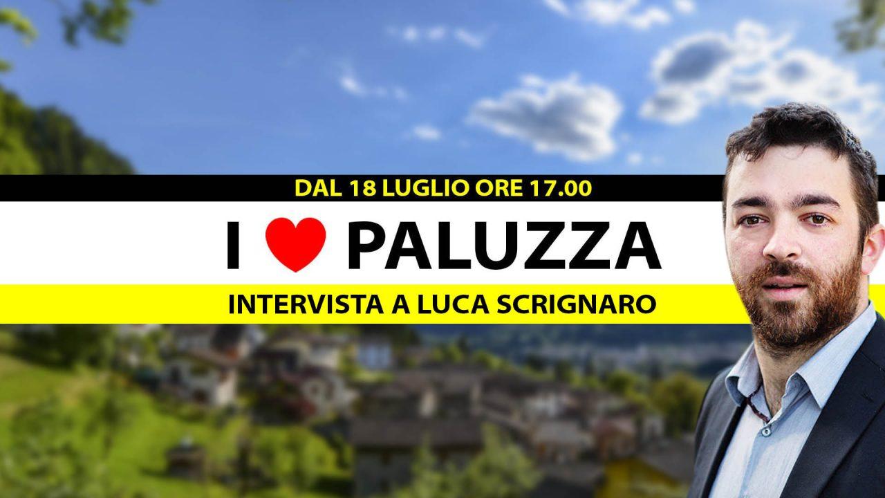 Luca Scrignaro presenta I Love Paluzza