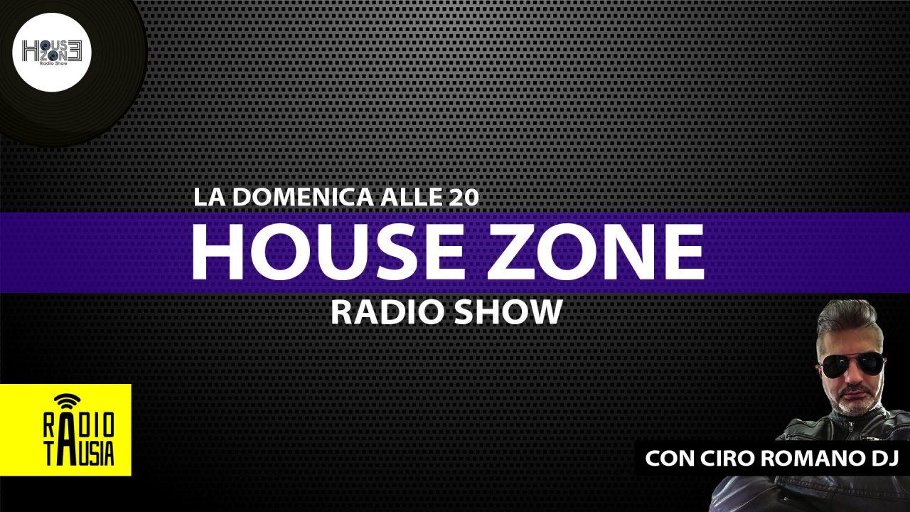 House Zone Radio Show