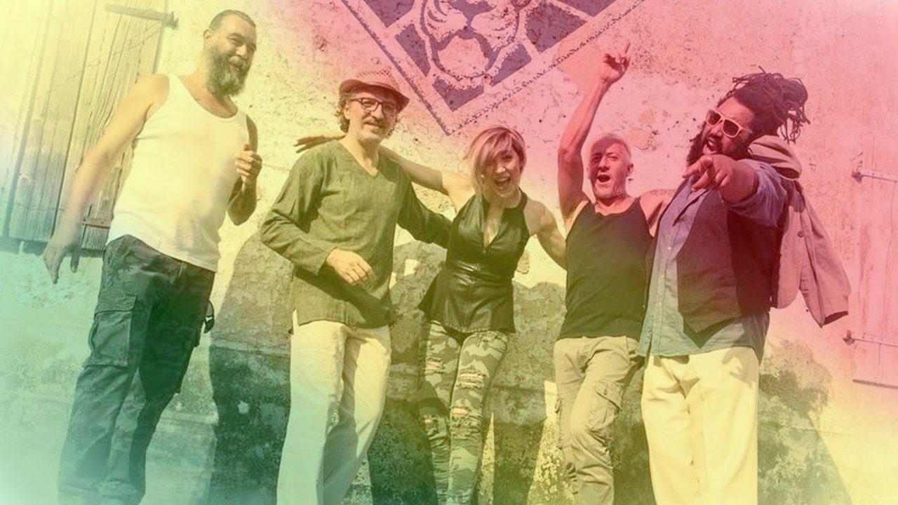 Su Radio Tausia i rebellions hanno presentato il loro nuovo singolo