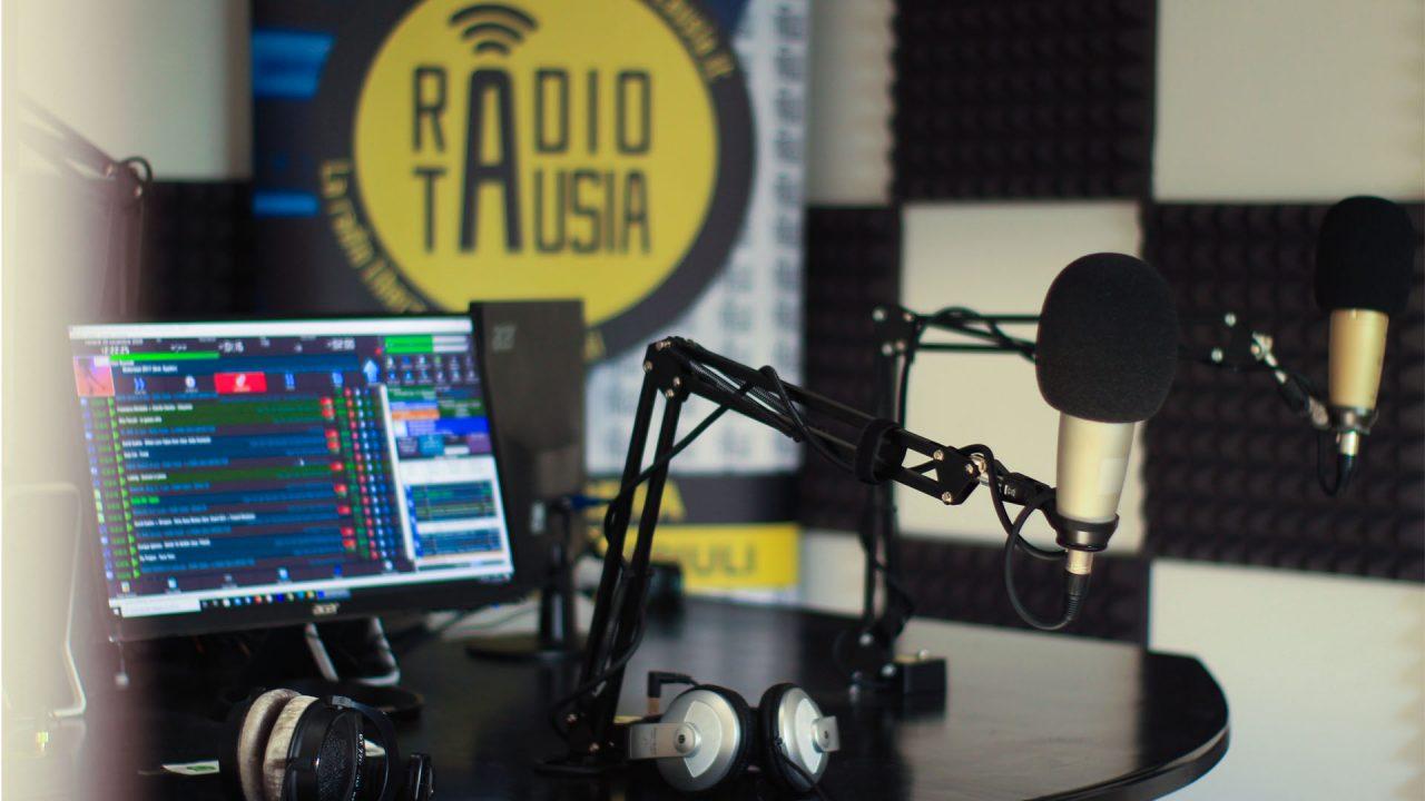 Radio Tausia, Evoluzione a portata di spartphone