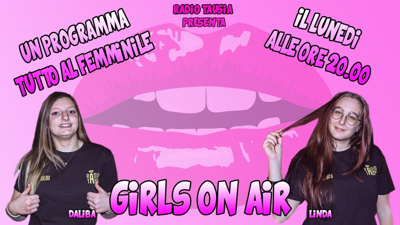 Copertina Girls On Air