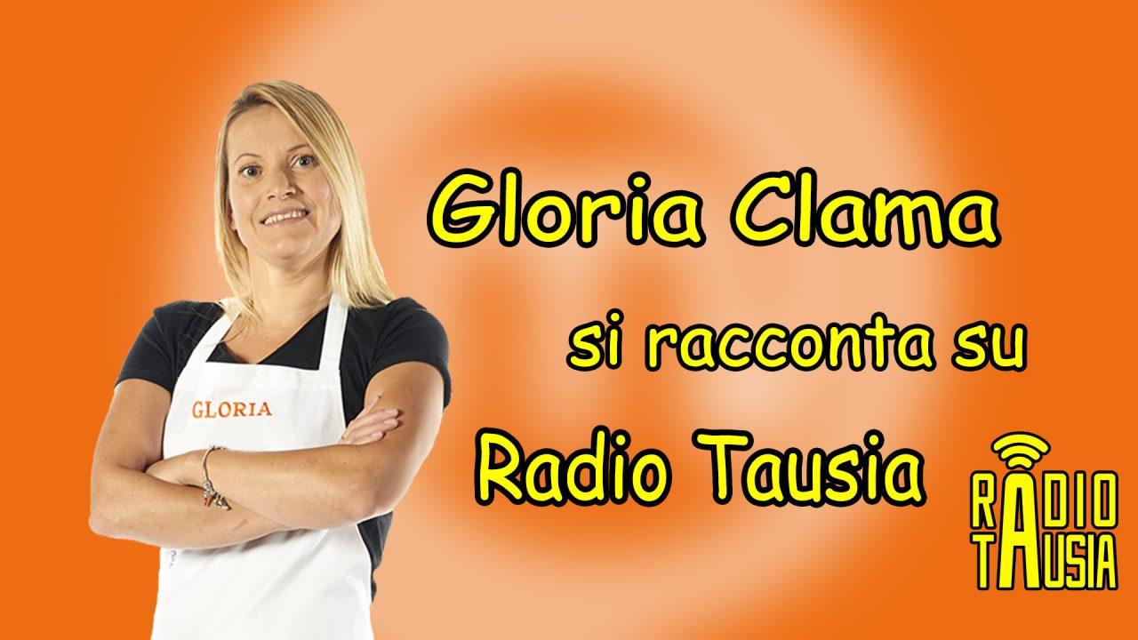 Gloria Clama su Radio Tausia