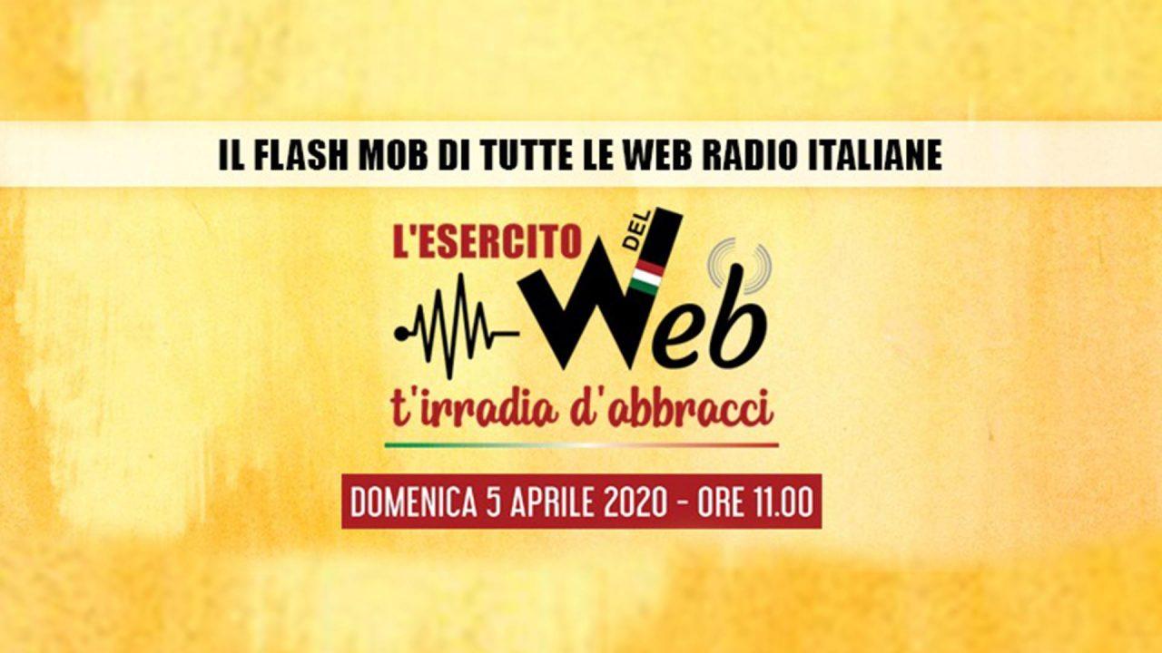 Web Radio Italiane Flash Mob