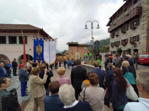 Inaugurazione Cippo ACDS